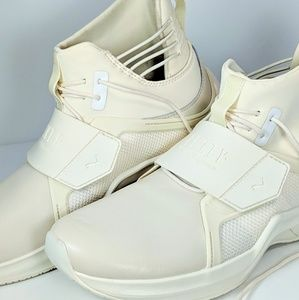 FENTY Puma By Rihanna HiTop Luxury Trainers